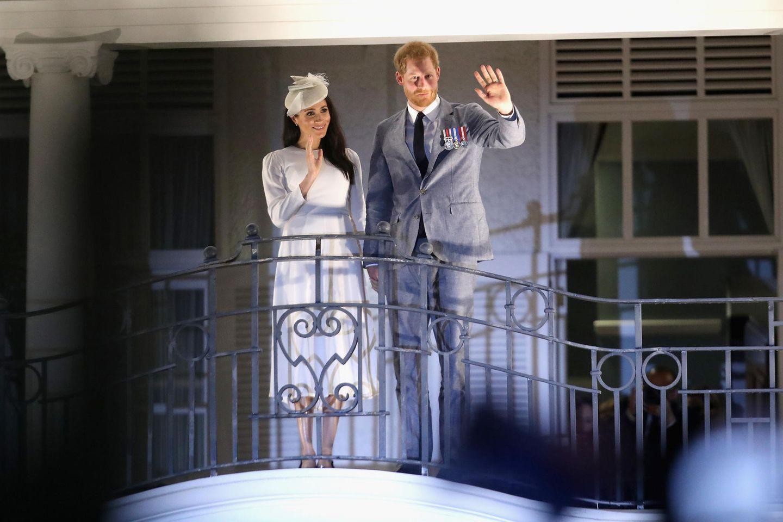 Bye, bye, Herzogin Meghan und Prinz Harry