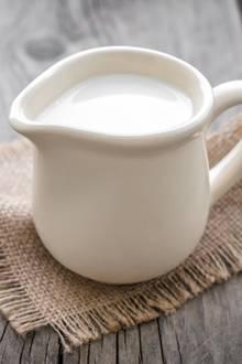 Eselsmilch, Milch, Kännchen