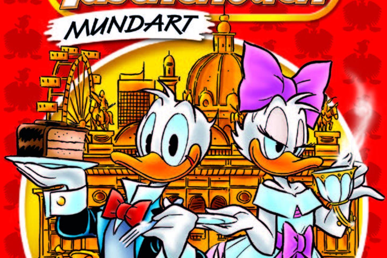 Das Lustige Taschenbuch, Mundart-Edition, beschäftigt sich aktuell mit dem Wiener Opernball