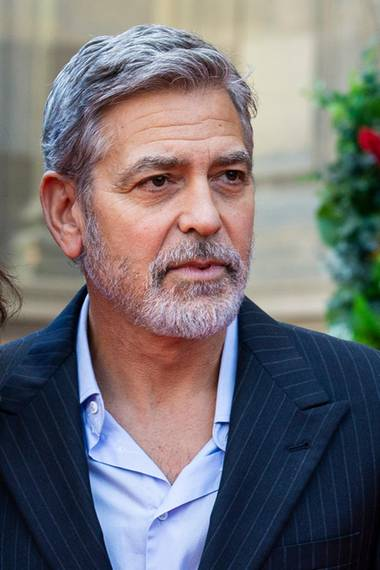 Amal Clooney und George Clooney