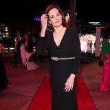 Besuch aus Hollywood, Sigourney Weaver bringt internationalen Glamour nach Berlin.