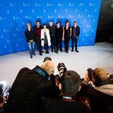 Das ist die diesjährige Berlinale-Jury!Mit dabei sindBettina Brokemper, Luca Marinelli, Bérénice Bejo, Jeremy Irons, Kenneth Lonergan, Annemarie Jacir und Kleber Mendonça Filho.
