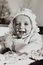 König Harald als Kleinkind