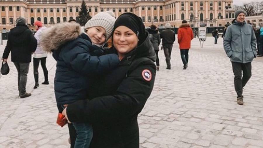 Bloggerin Mia de Vries (†): Ihren Instagram-Account soll Sohn Levi weiterführen