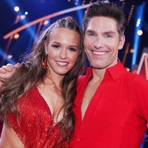 """Let's Dance"": Laura Müller tanzt mit Christian Polanc"