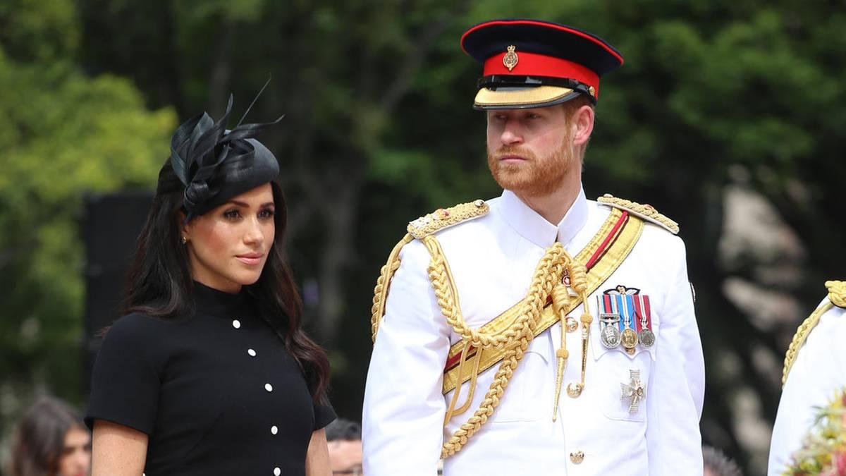 Royal-News über Harry + Meghan: Offiziell! Neues Statement zum Megxit