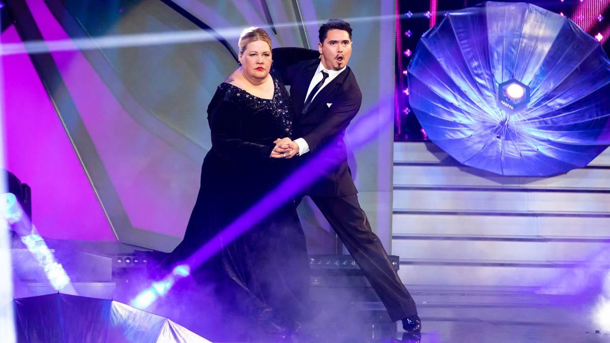"""Erich Klann über Tanzpartnerin Ilka Bessin: """"Es ist eine Herausforderung"""""""
