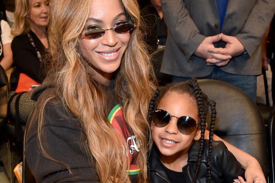 Beyoncé und ihre Tochter Blue Ivy