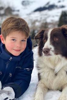 24. Februar 2020  Einen Gruß aus der Schweiz schickt uns Prinzessin Mary via Instagram. Dort genießt nicht nur Familienhündin Grace ihr Leben in den Bergen und im Schnee, sondern auch der royale Nachwuchs Prinz Vincent.