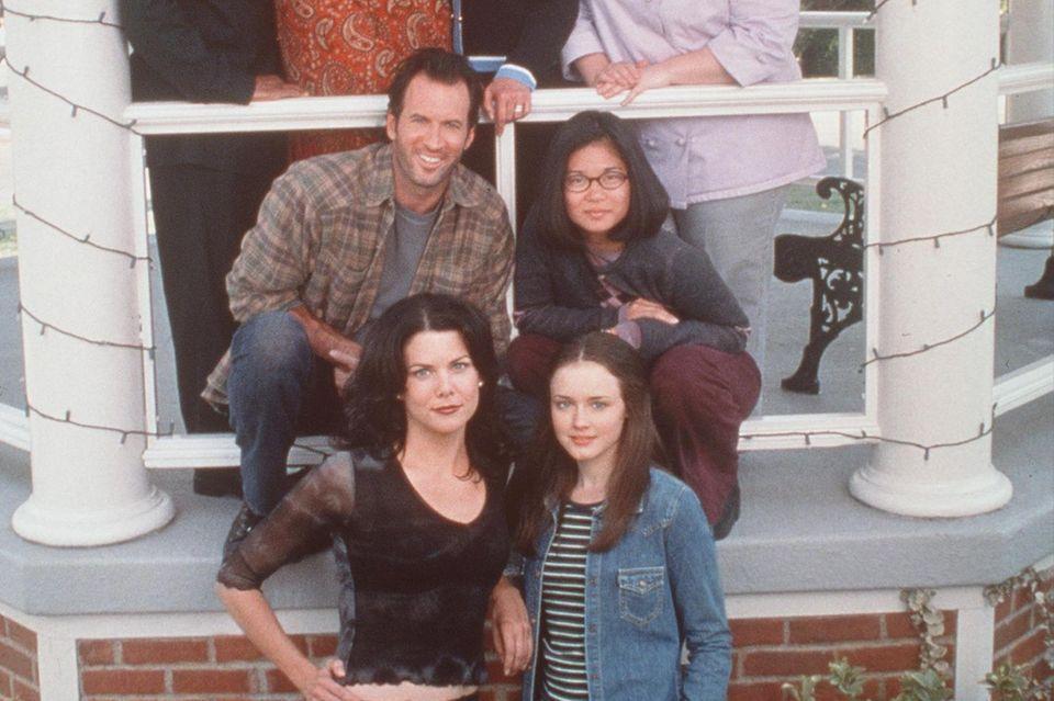"""Die Hauptbesetzung von """"Gilmore Girls"""""""
