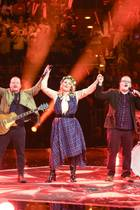 Paul Kelly, Joey Kelly, Patricia Kelly, Angelo Kelly und Kathy Ann Kelly