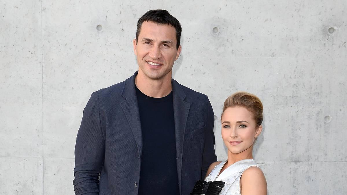 Hayden Panettiere: Die Schauspielerin schwärmt von Ex Wladimir Klitschko