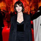 Monica Bellucci in Paris zur Fashion Week