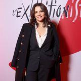 """Ein Hauch von Hollywood, Juliette Binoche bei der Austellung """"L'Exibition[niste]"""" von Louboutin."""