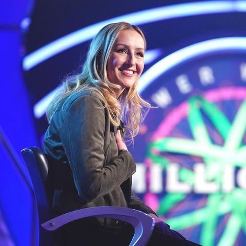 """Alicia Joester hatte bei """"Wer wird Millionär"""" Großes vor."""