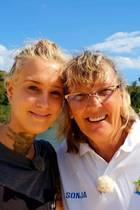 Nena Greve und ihre Mutter Sonja Schröter