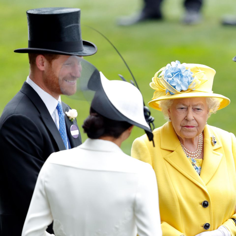 Setzt Prinz Harry das gute Verhältnis zu seiner Großmutter aufs Spiel?