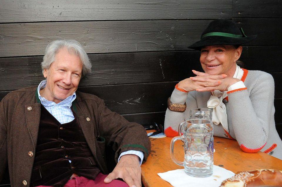 Bernd Herzsprung und Barbara Engel