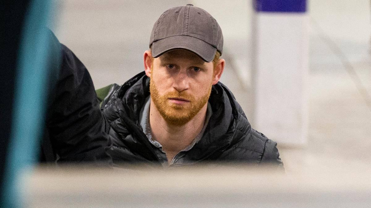 Royal-News zu Meghan + Harry: Er ist zurück in Großbritannien