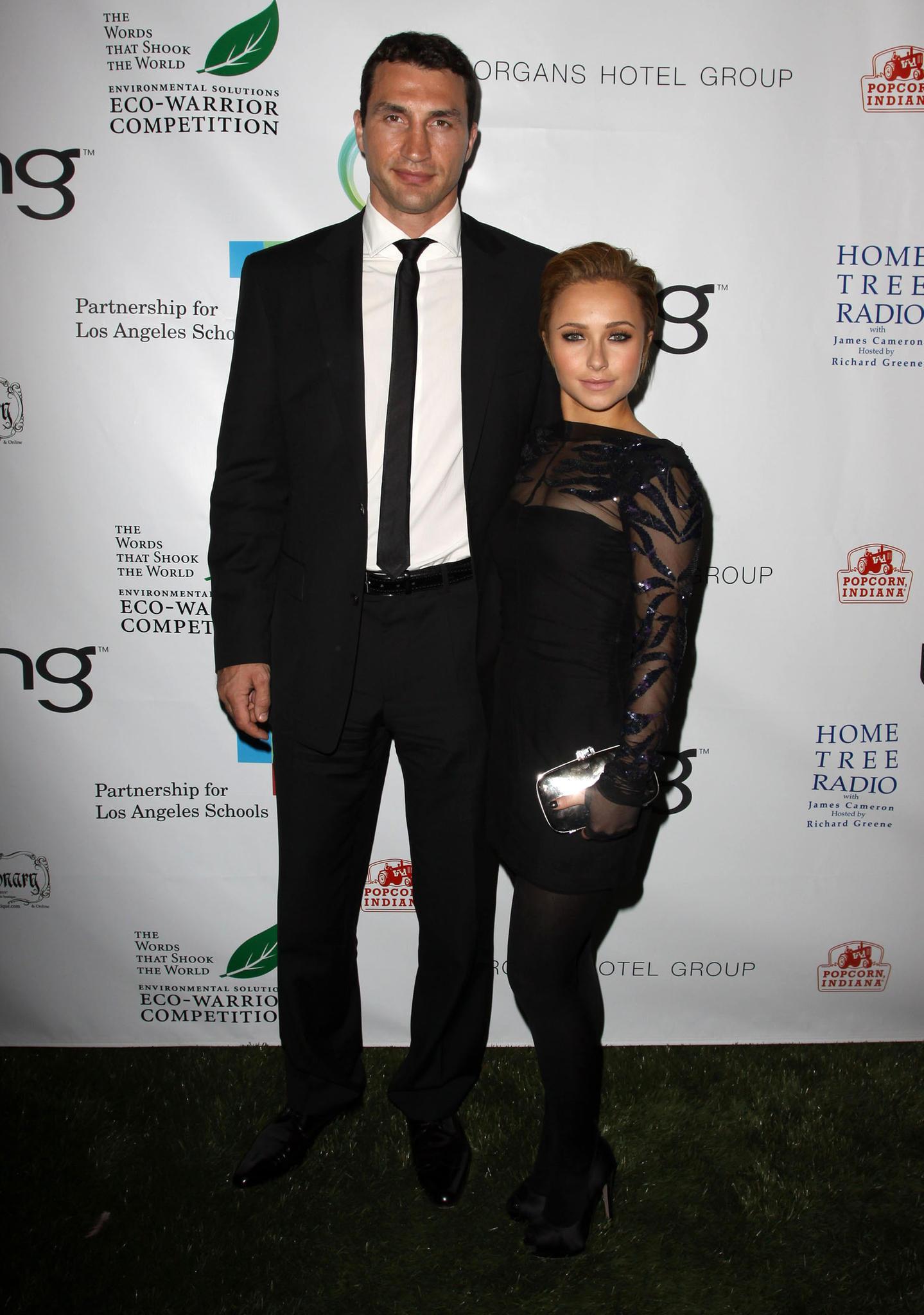 Wladimir Klitschko, Hayden Panettiere