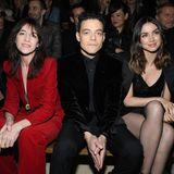 Charlotte Gainsbourg, Rami Malek und Ana de Armas warten ebenfalls gespannt auf die neuen Entwürfe.