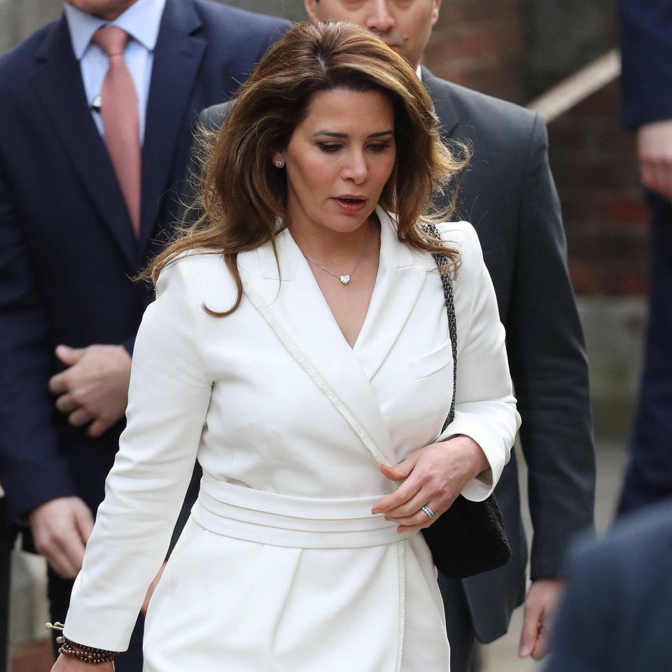 Prinzessin Haya am 26. Februar in London.