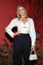 """Stefanie Giesinger bei der Eröffnung der """"Room 311""""-Bar von L'Oréal Paris in Berlin"""