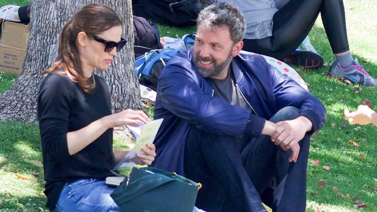 Ben Affleck: Großes Kompliment an Ex-Frau Jennifer Garner