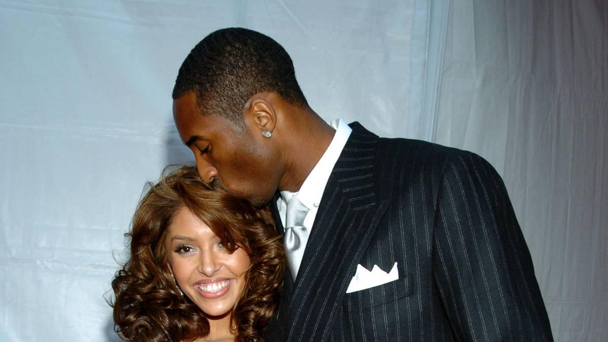 Kobe Bryant: Dieses Filmkleid schenkte er seiner Frau Vanessa als Liebesbeweis