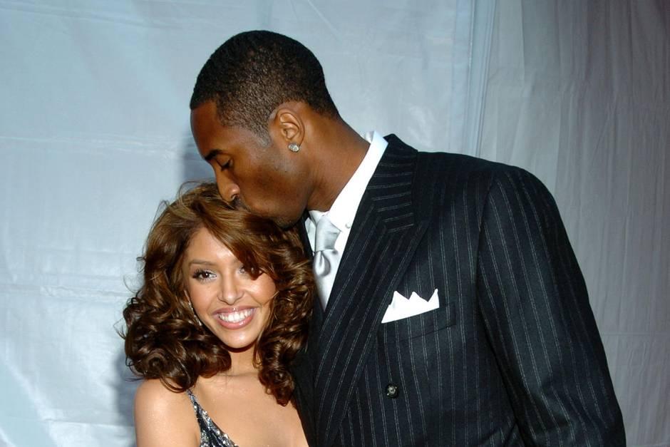 Vanessa Bryant. Kobe Bryant