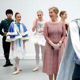 Sophie von Wessex eröffnet neue Ballett-Studios