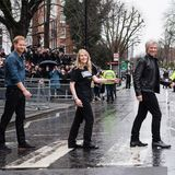 "Prinz Harry + Bon Jovi covern das Beatles-Album ""Abbey Road"""