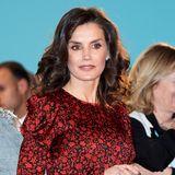 Königin Letizia von Spanien begeistert bei der ARCOmadrid 2020 mit einem glamourösen Look.