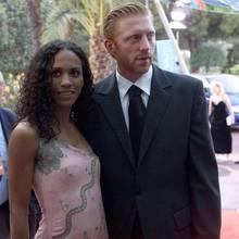 Barbara Becker und Boris Becker