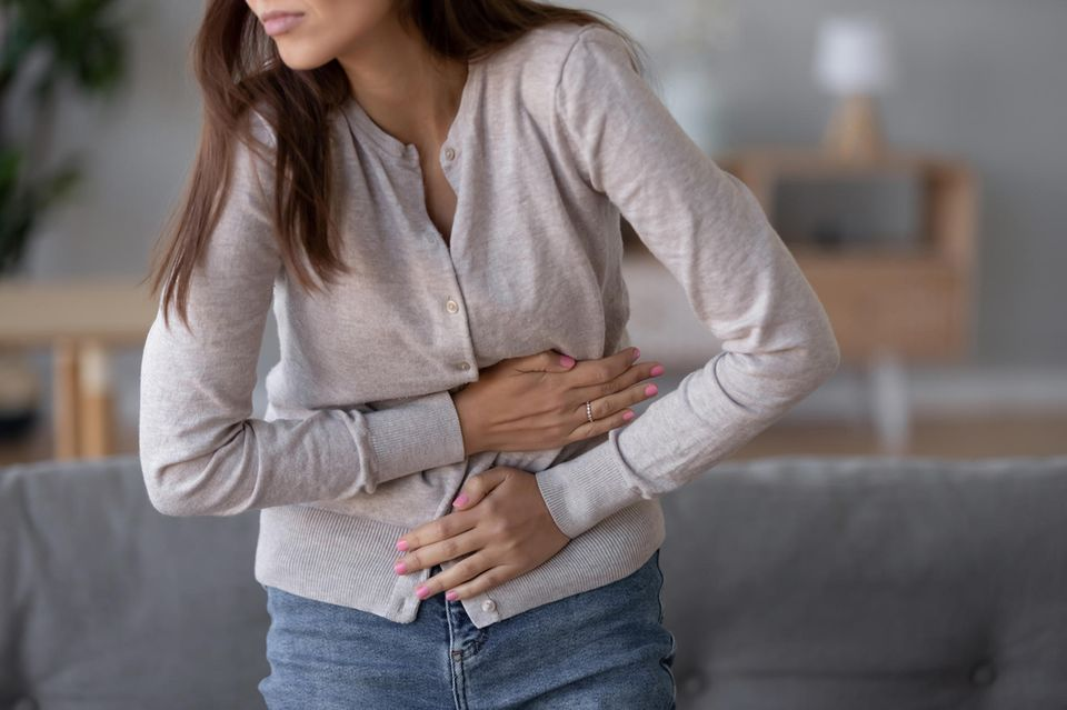 Bauchscherzen können viele verschiedene Ursachen haben.