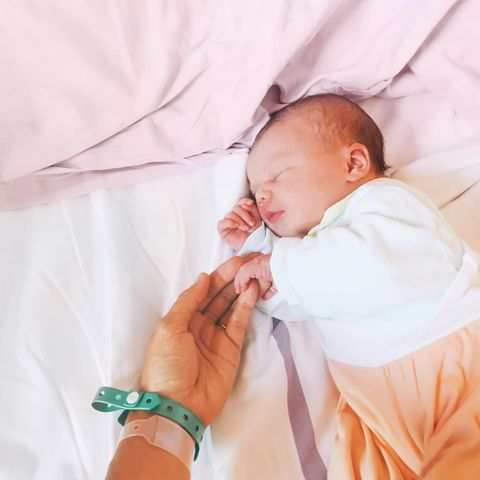 In Kalifornien kommt die kleineCamila am 29. Februar zur Welt – wie ihr Vater (Symbolbild)