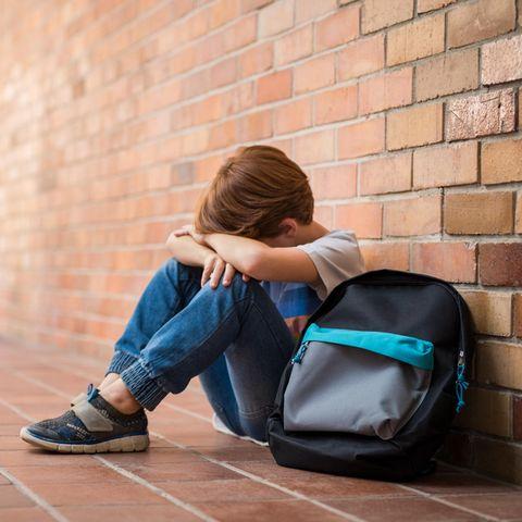 Mobbing in der Schule kann schlimme Folgen haben.