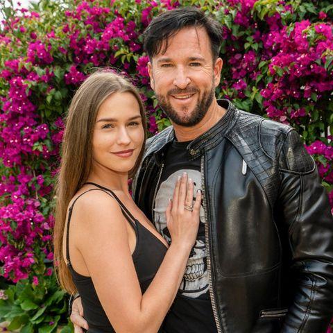"""""""Laura und der Wendler - Total verliebt in Amerika"""" gibt's bei TV NOW."""