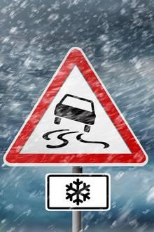 In Hochlagen droht neuer Schnee