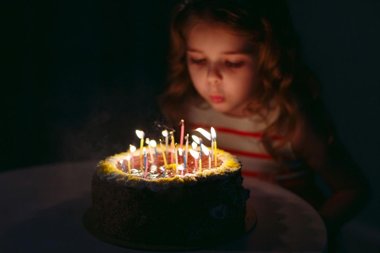 Was wäre ein Geburtstag nur ohne Geburtstagskuchen?