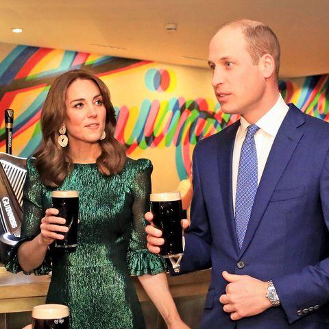 Herzogin Kate + Prinz William
