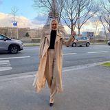 Die Pariser Fashion Show 2020 geht zu Ende. Mit diesem Post bedankt sich das Model Amber Valetta auf Instagram bei allen, die ihren Aufenthalt in der Stadt der Liebe für sie so wunderbar gemacht haben.