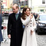4. März 2020 - Tag 2  Der erste Termin von Kate und William stehtim Zeichen der Wohltätigkeit. Die Royals besuchen die Charity-Einrichtung Jigsaw. Sie richtet sich an Jugendliche und junge Erwachsene im Alter von zwölf bis 25 Jahren und kümmert sich um die mentale Gesundheit.