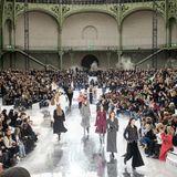Immer ein Highlight: die aufwendigen Shows von Chanel.