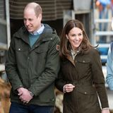 Für ihrsympathischesund charmantes Auftreten werden William und Catherine von der irischen Presse in den höchsten Tönen gelobt. Die Cambridges - ein echter Exportschlager der Queen!