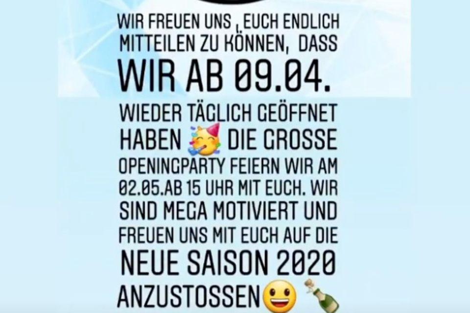 """Die """"Faneteria"""" von Danni Büchner hat ab dem 9. April 2020 wieder durchgehend geöffnet."""