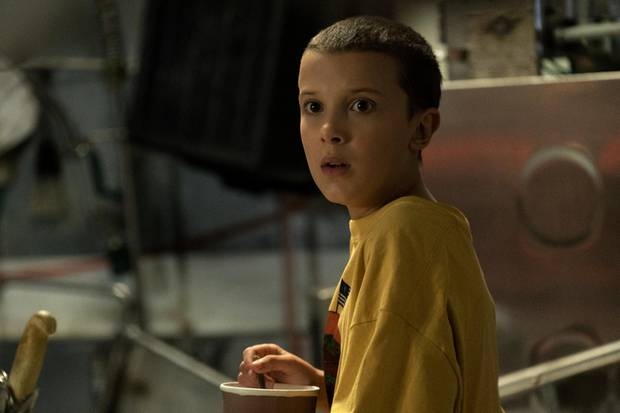 Elfi (Millie Bobby Brown)