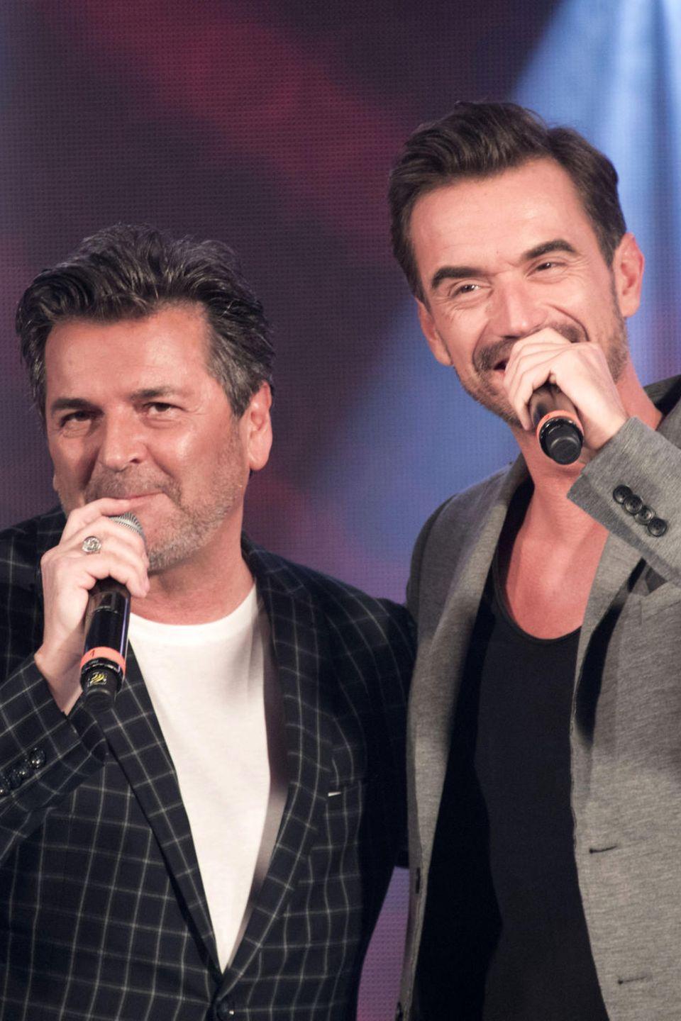 Thomas Anders, Florian Silbereisen