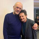 Christopher Lloyd und Michael J. Fox sind gute Freunde geblieben, und so zocken die beiden auch gerne gemeinsam bei Poker-Nächten zugunsten der Stiftung des an Parkinson erkrankten Fox.