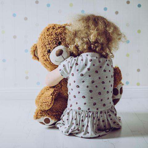 Plüschtiere sind für viele Kinder die besten Freunde.